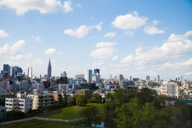 大都会 東京